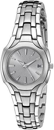 Citizen Eco-Drive Women's Solar Watch - Stainless Steel Bracelet, Water Resistant up to 30 Meters