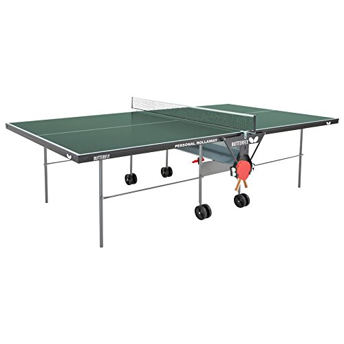 Butterfly Rollaway Table Tennis Table