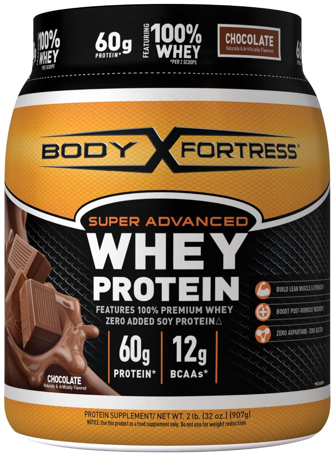 Body Fortress Super Advanced Whey Protein Powder