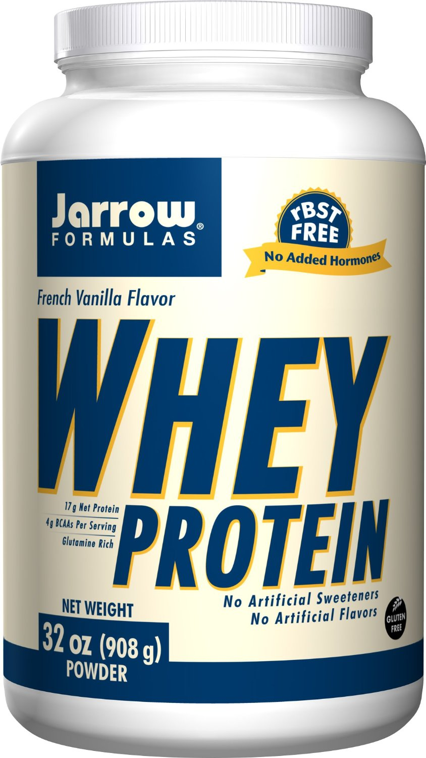 Jarrow Formulas Whey Protein Powder