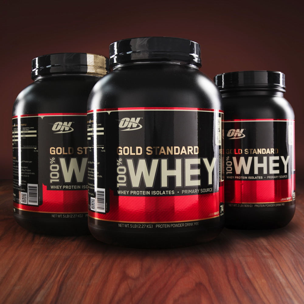 Optimum Nutrition 100% Whey Gold Standard Protein Powder