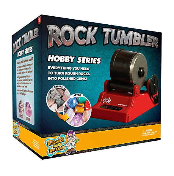 Discover with Dr. Cool Rock Tumbler