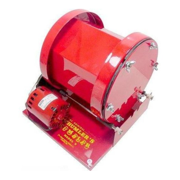 Tru-Square Metal Products Rotary Tumbler