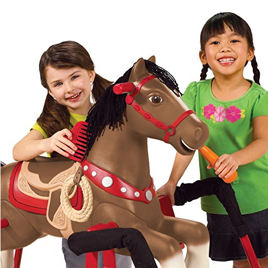 Radio Flyer Riding Horse
