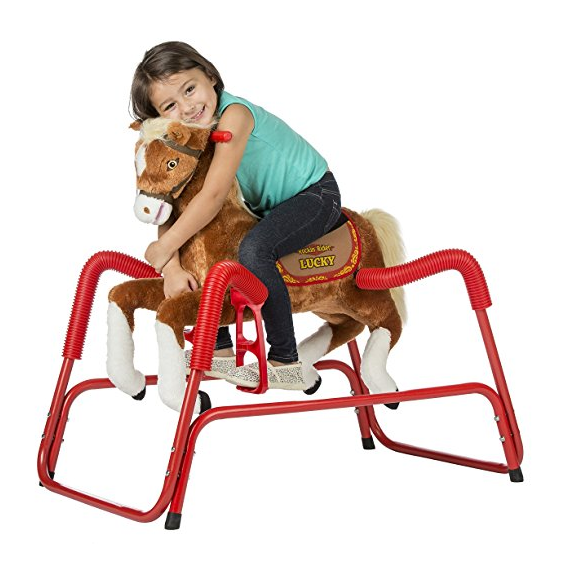 Rockin' Rider Talking Rocking Horse