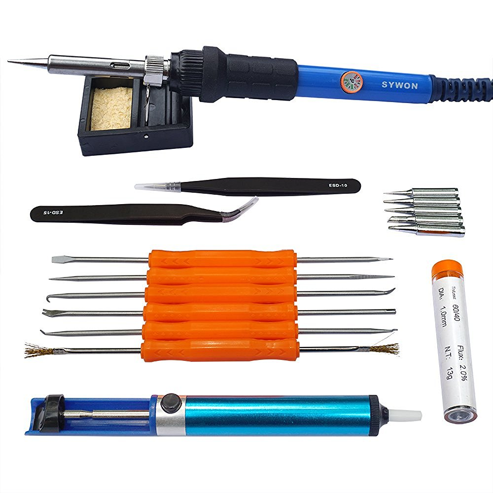 Sywon Electric Soldering Iron Kit