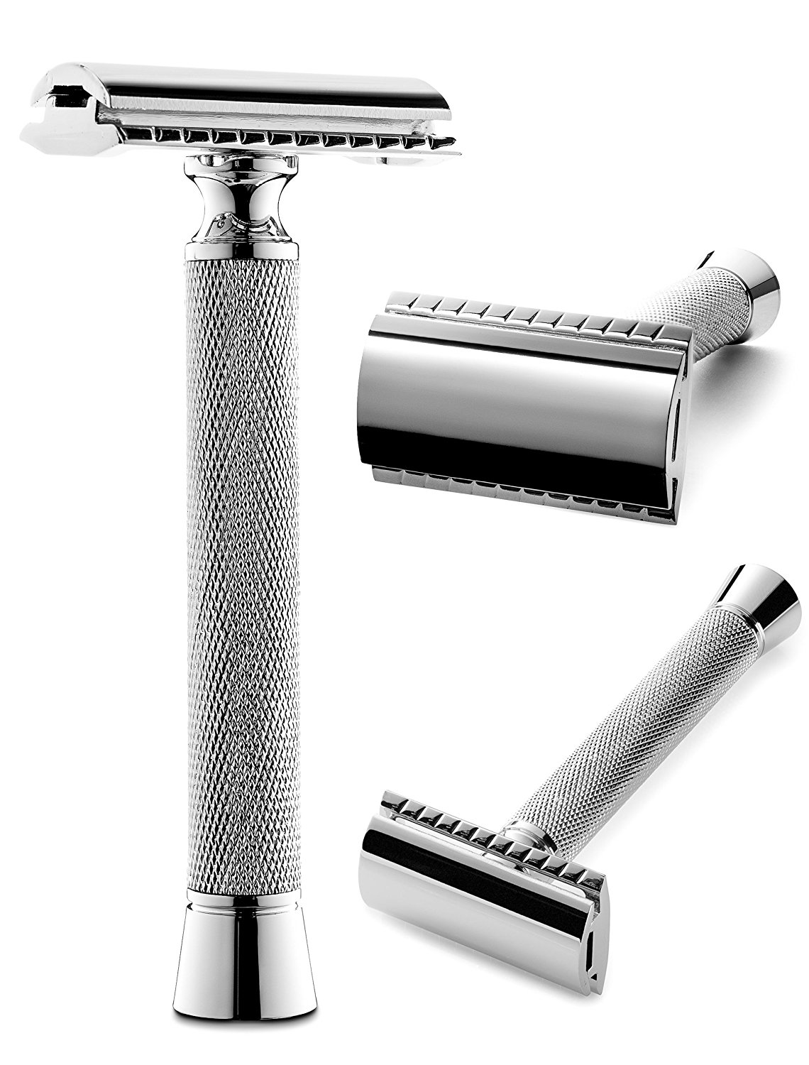 Perfecto Long Handled Safety Razor
