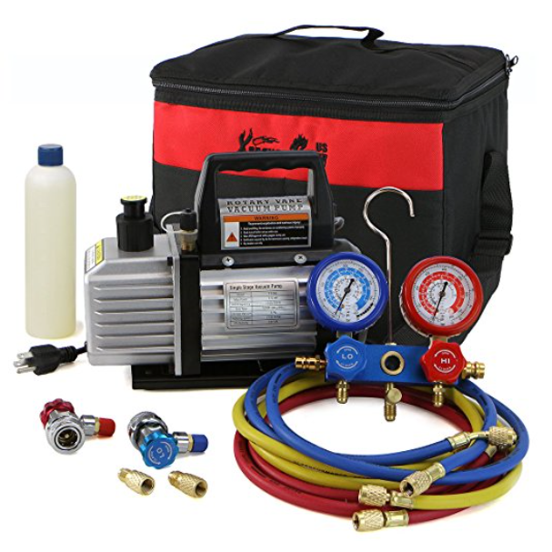 XtremepowerUS Air Vacuum Pump