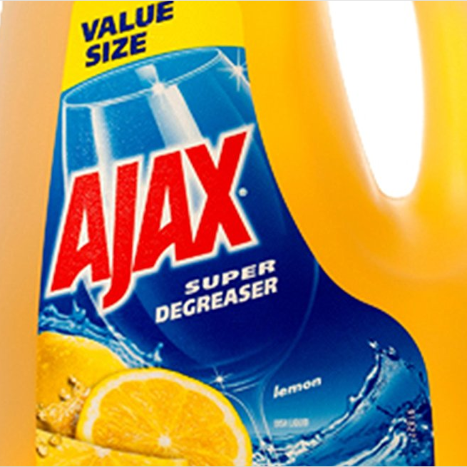 Ajax Dishwashing Liquid