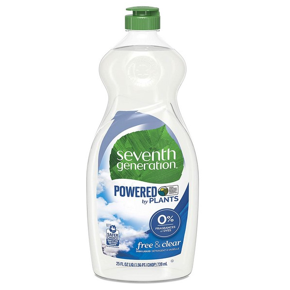 Seventh Generation Natural Dish Soap