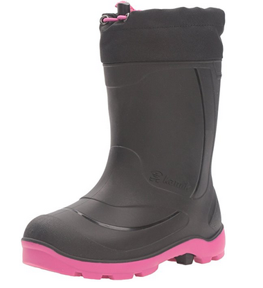 Kamik Insulated Snow Boots