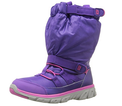 Stride Rite Made 2 Play Sneaker Winter Boot – Also Available for Little Kids Available in 19 Sizes & 9 Colors