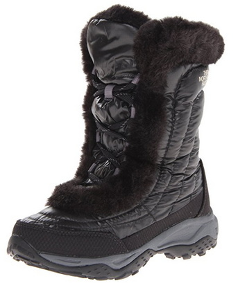 The North Face Fur Winter Boot