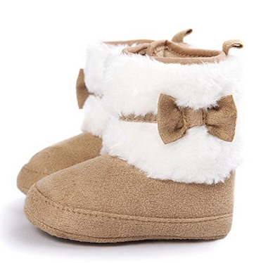 Ecosin Baby Soft Sole Snow Boots
