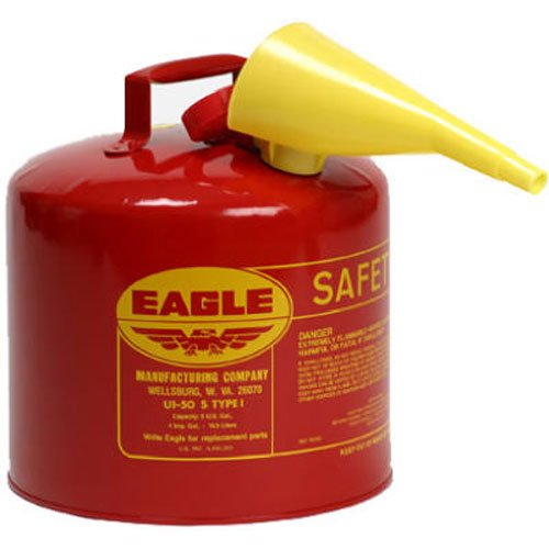 Eagle 5 Gallon Type I Safety Can