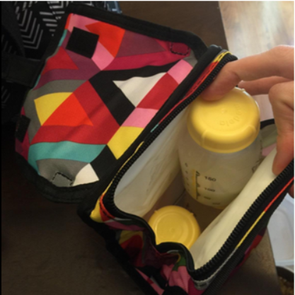 Packit Freezable Baby Bottle Bag
