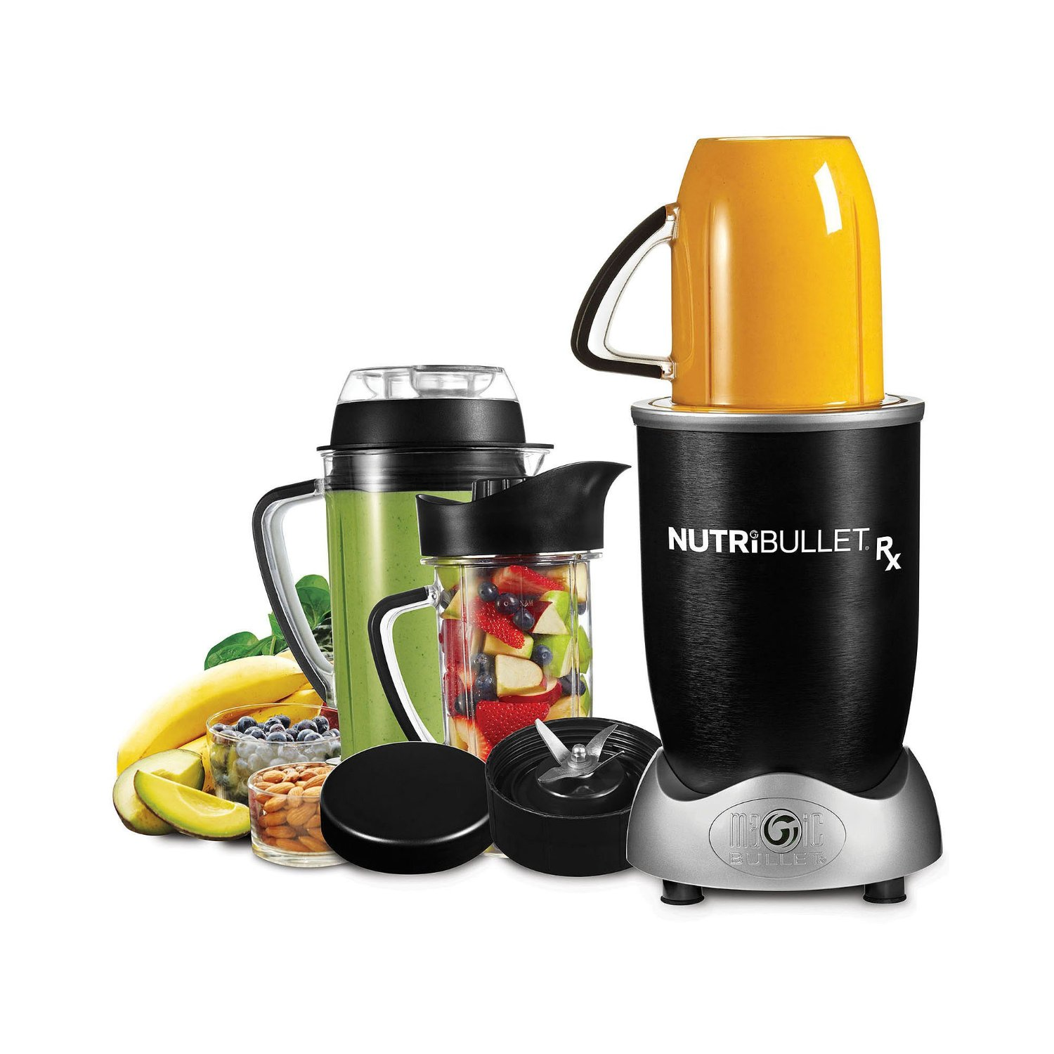 Magic Bullet Nutribullet RX Personal Blender
