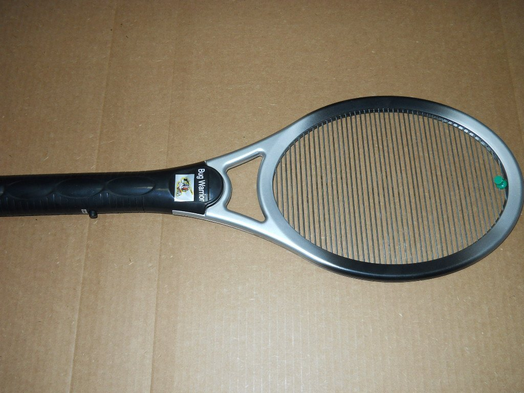 Warrior Supreme Mosquito Racket