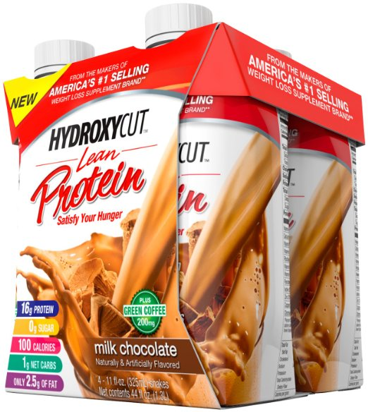 Hydroxycut Lean Protein Shakes