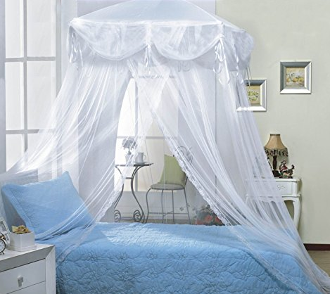 Sid Trading Princess Bed Canopy