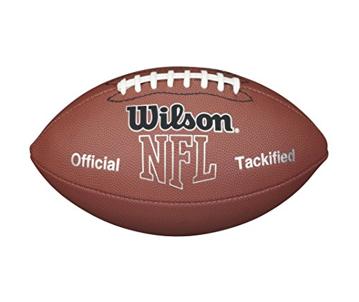 Wilson NFL MVP Football – Available in 3 Sizes
