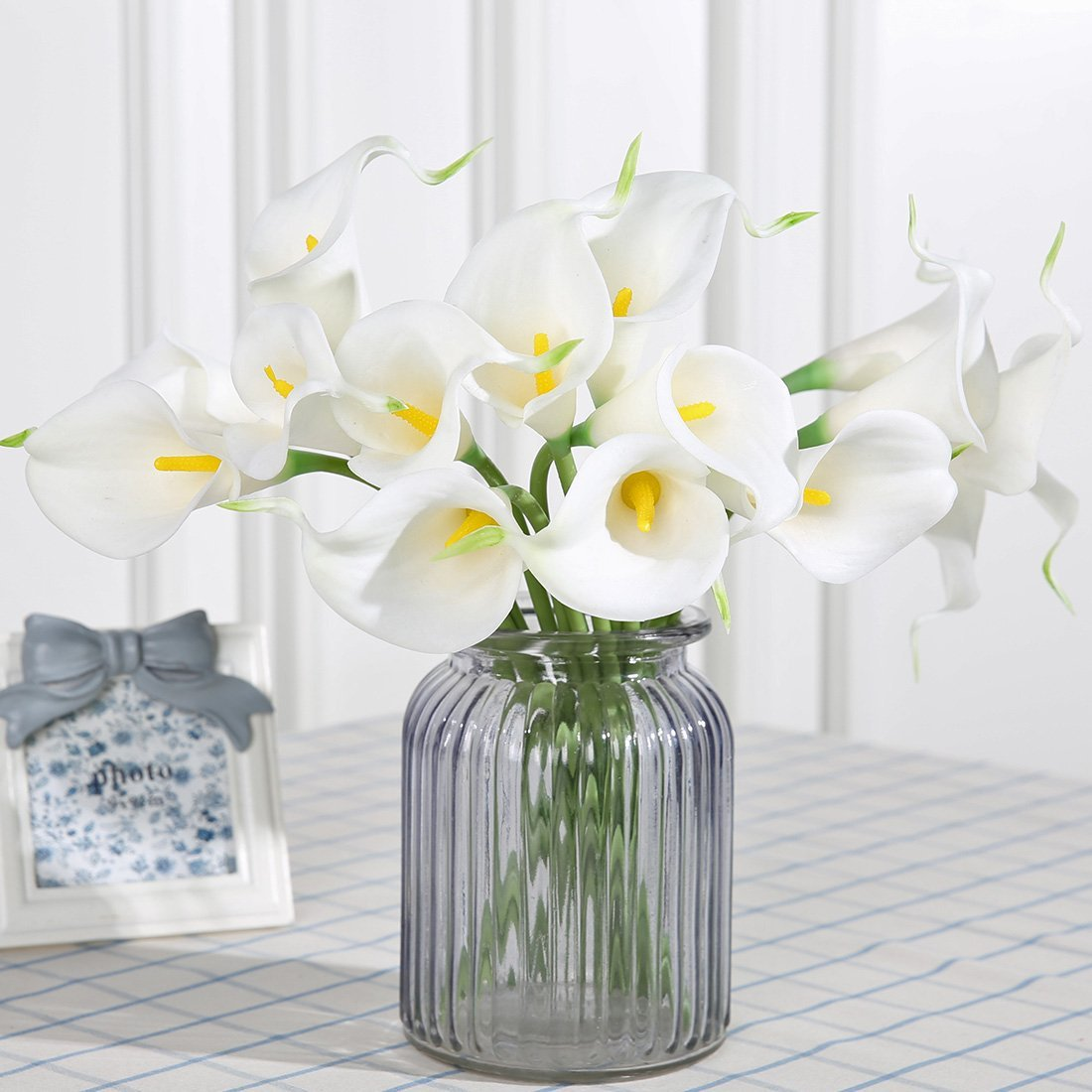 Luyue Lily Calla Artificial Flowers Bouquet