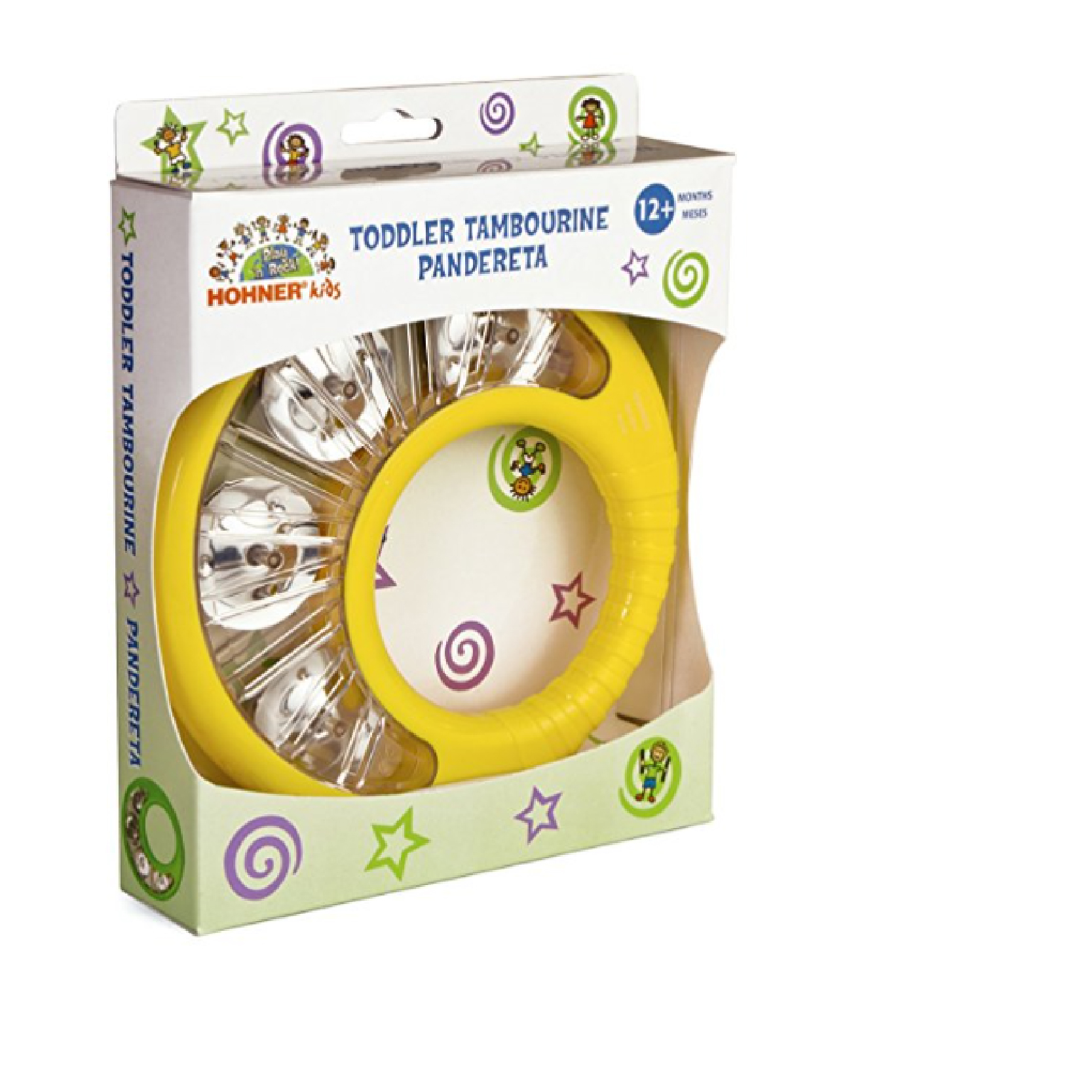 Hohner Kids Toddler Tambourine