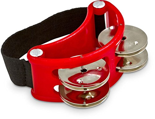 Latin Percussion Foot Tambourine
