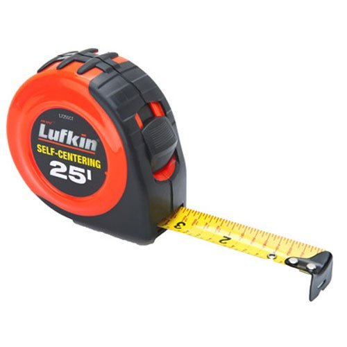 Lufkin Self-Centering Tape Measure