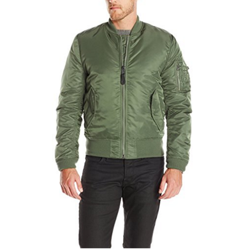 Alpha Industries Slim Fit Flight Jacket