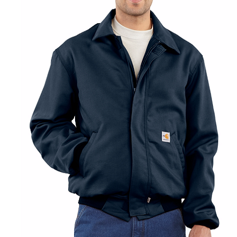 Carhartt Men's Flame-Resistant All-Season Bomber Jacket – Available in 2 Colors