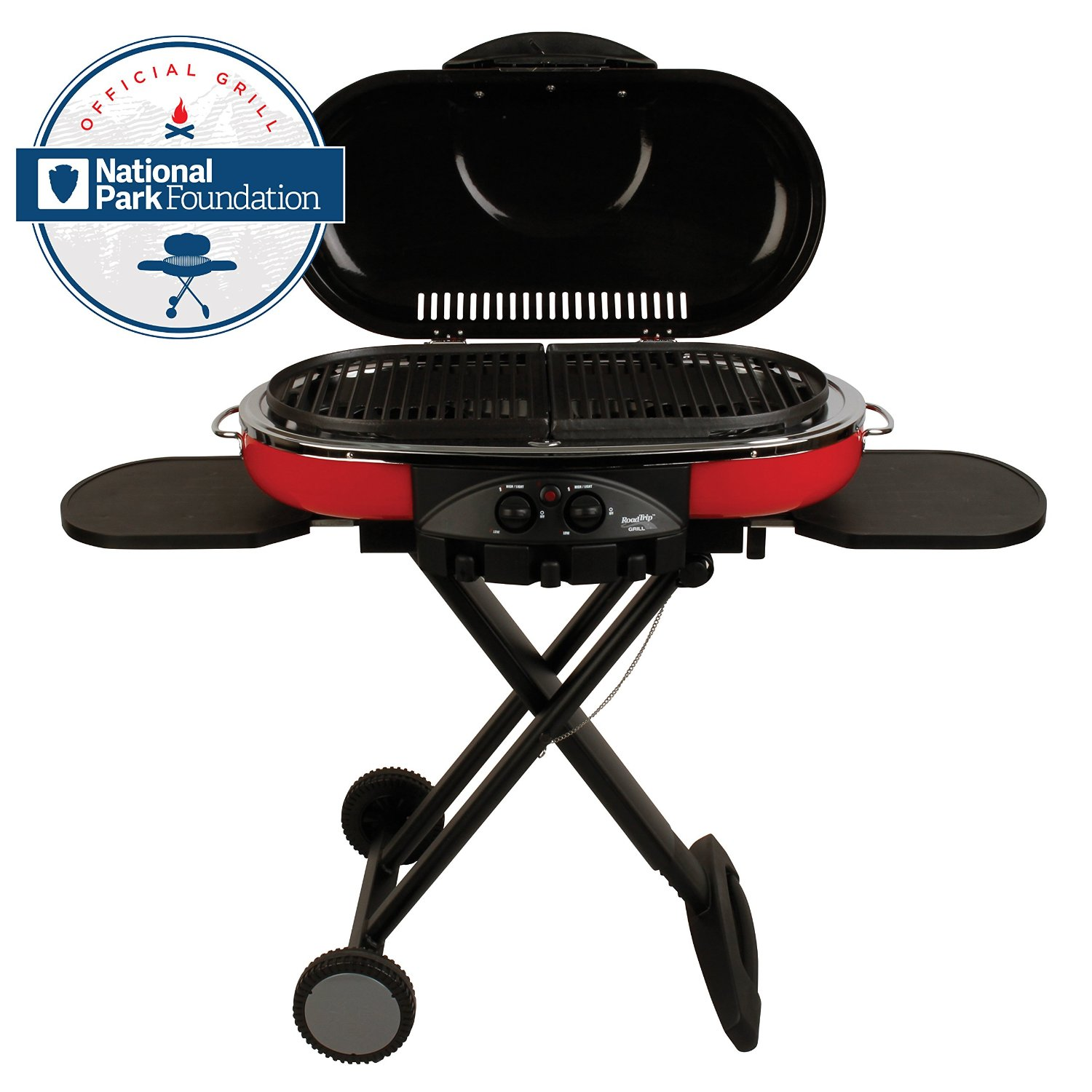 Coleman Roadtrip LXE Propane Grill for Camping & Tailgating