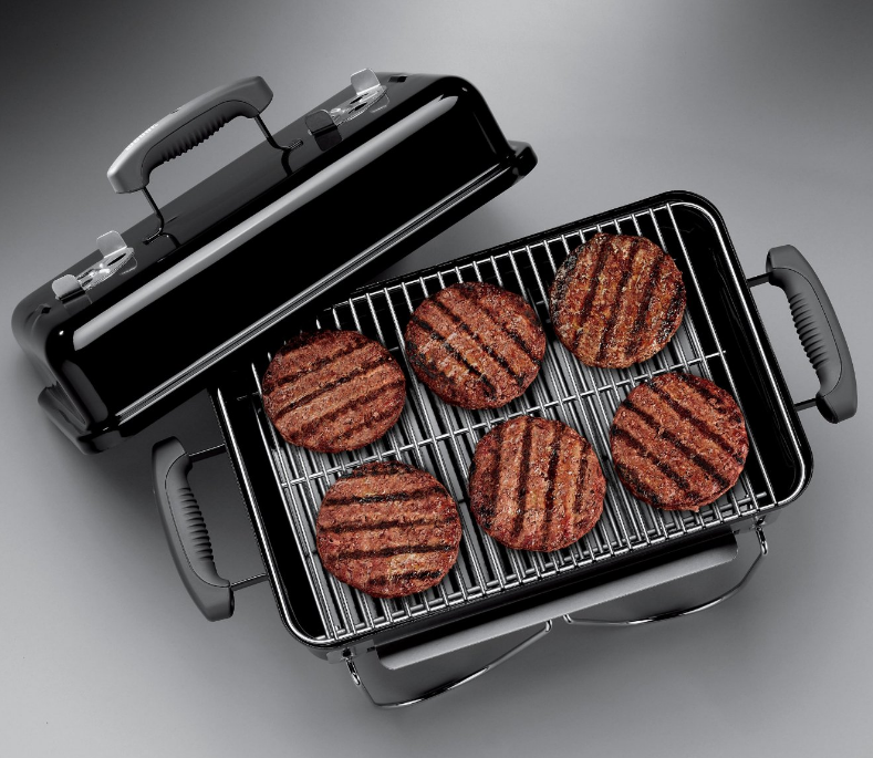 Weber Go-Anywhere Charcoal Camping Grill