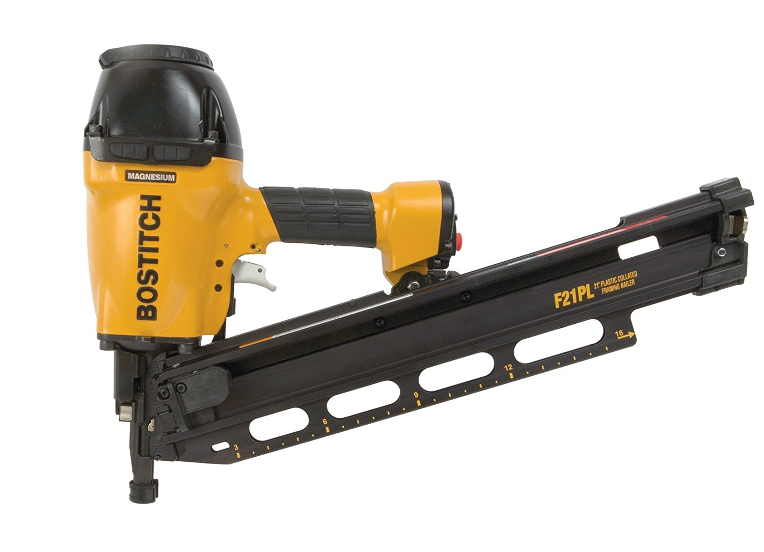 Bostitch Plastic Collated Framing Nailer