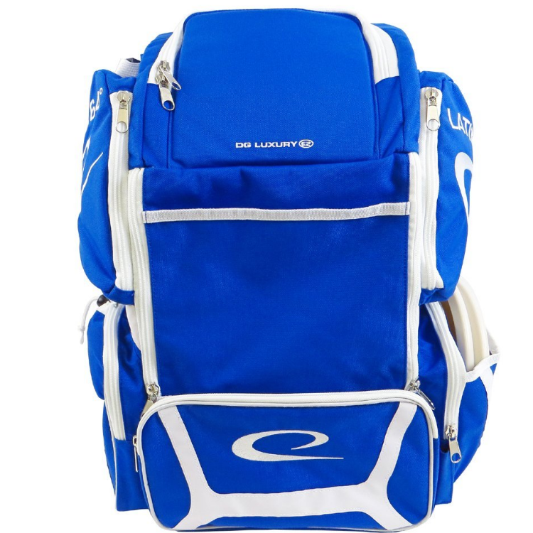 Latitude 64 Luxury Disc Golf Bag