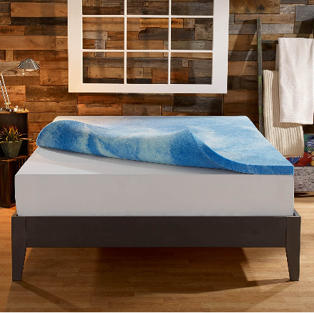 Sleep Innovations Gel Mattress Topper