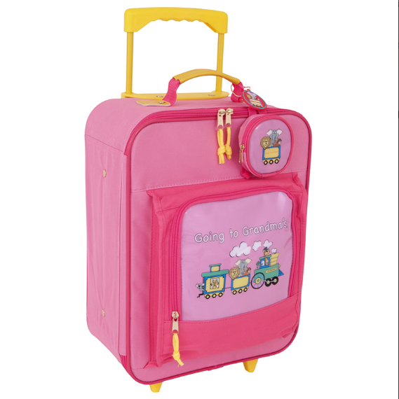 Mercury Luggage Kid's Upright Luggage