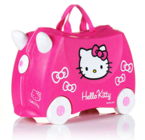 Trunki Hello Kitty Original Ride-On Suitcase