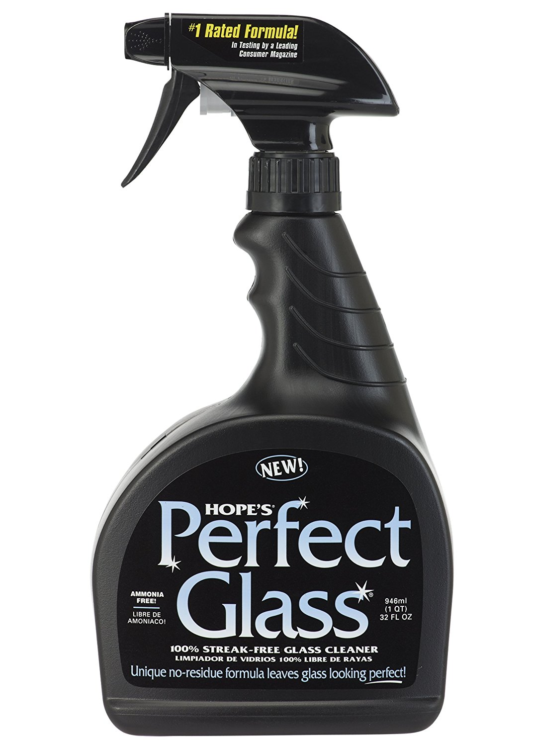 Hope's Perfect Glass Multi-Surface Cleaner