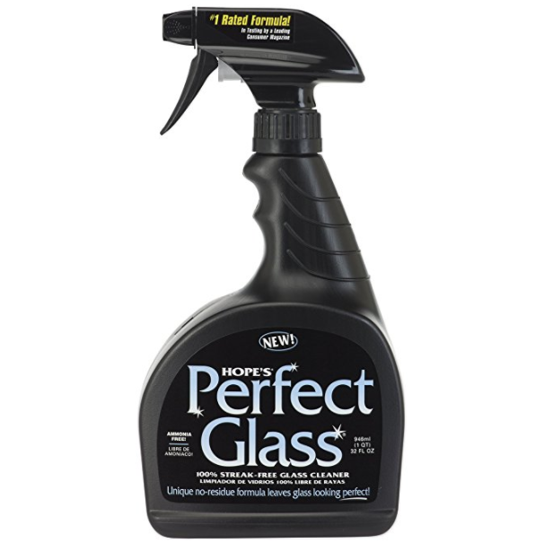 Hope's 32-Ounce Perfect Glass Cleaner