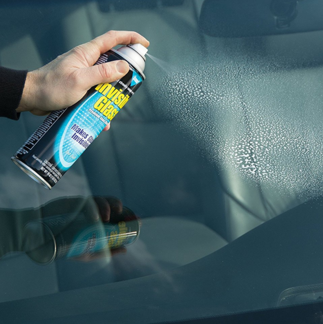 Invisible Glass Premium Glass Cleaner