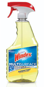 Windex Multi-Surface Cleaner and Disinfectant