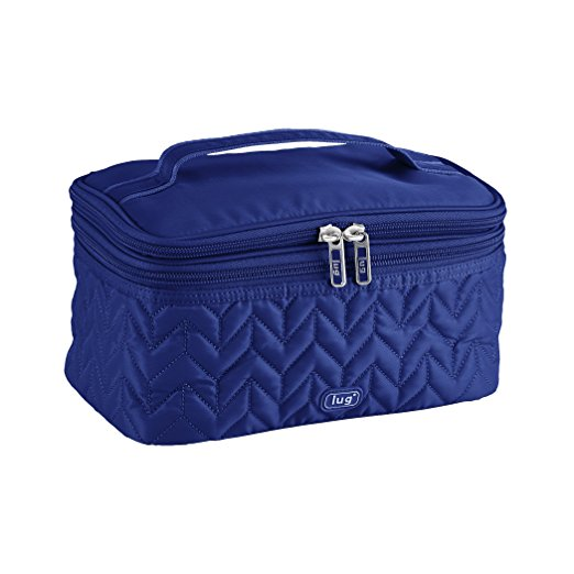Lug Two-Step Cosmetic Case