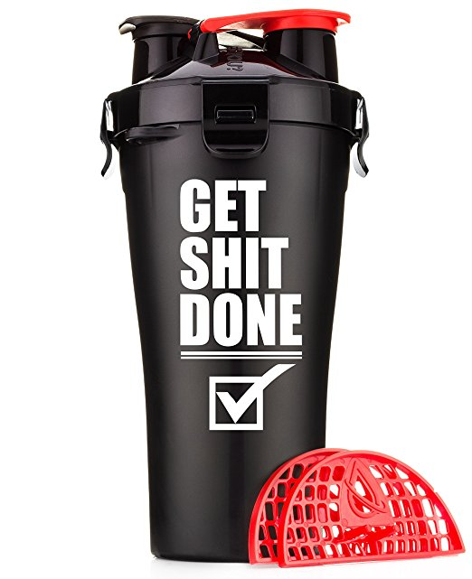 Hydra Cup Dual Shaker Bottle