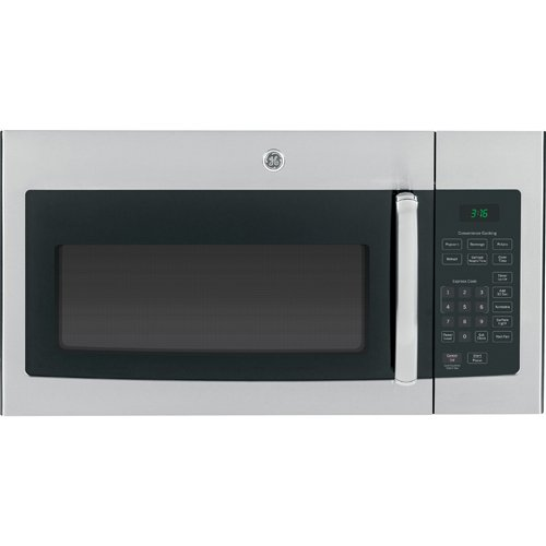 "GE 30"" 1.6 Cubic Feet Over-The-Range Microwave Oven"