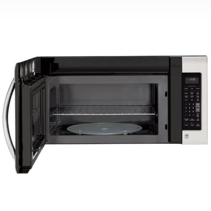 LG 2.0 Cubic Feet Over-the-Range Microwave