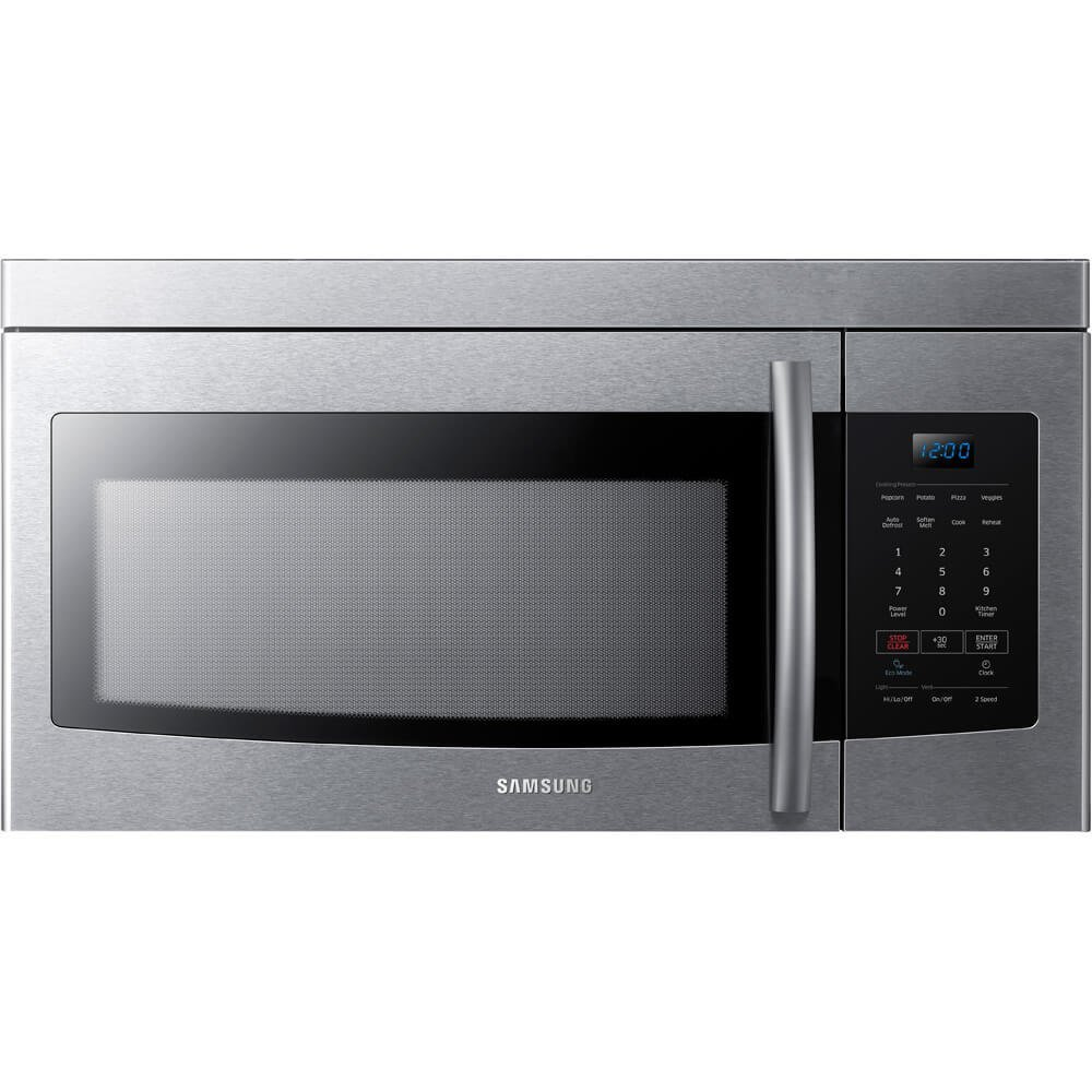 Samsung 1.8 Cubic Feet 1000W Over-the-Range Microwave