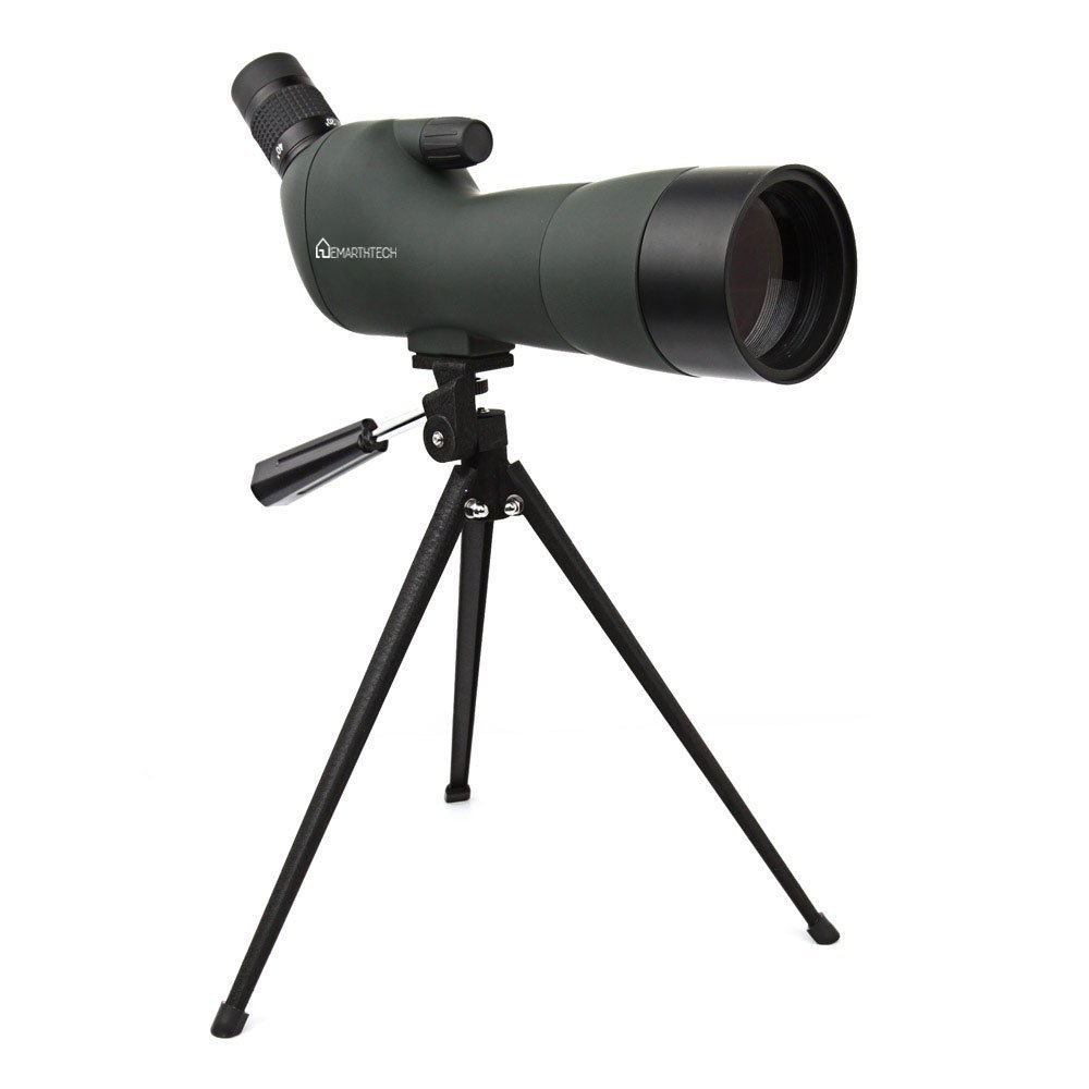 Emarth Angled Spotting Scope with Tripod