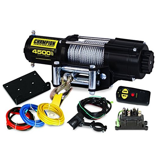 Champion Power Equipment Winch Kit