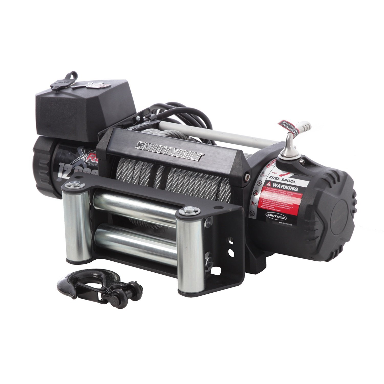 Smittybilt XRC Winch with 12000 lb. Load Capacity